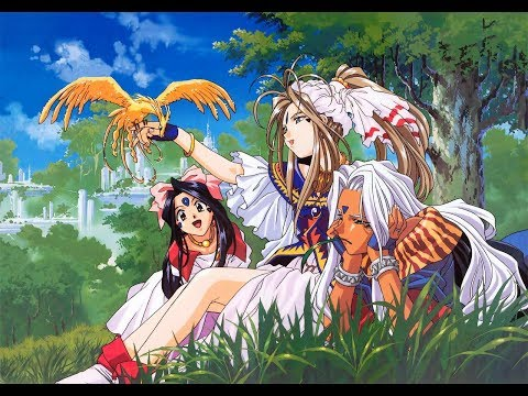 Anime Review Feature 2017: Oh My Goddess! (1993)