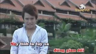 Không Cần Dối Gian (Karaoke)-Khang Việt