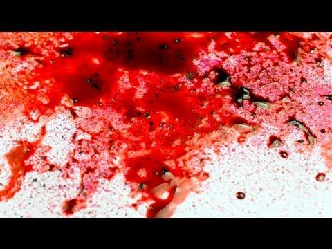 FX MAKEUP SERIES Fake Blood Recipe