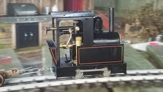 Steamup At Shawn's - G Scale Live Steam