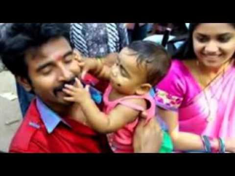 tamil actor sivakarthikeyan family photos