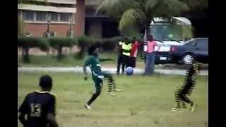 FELIX UDOH NIGERIA U20 NATIONAL TEAM / LEFT WINGER / LEFT FULL BACK & 36 LION FC