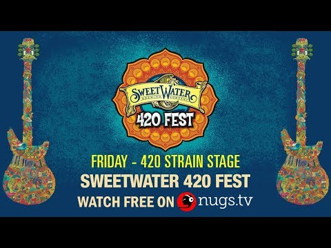 Xxx Mp4 Sweetwater 420 Festival 4 19 19 Live From The 420 Strain Stage 3gp Sex