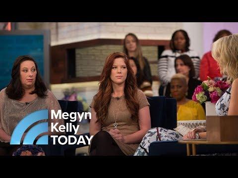 Xxx Mp4 Sex Trafficking Survivor Tells Her Harrowing Story Megyn Kelly TODAY 3gp Sex