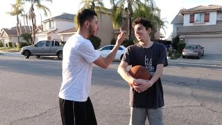 CRAZY BASKETBALL CHALLENGE VS FaZe RUG
