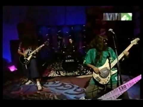 A.N.I.M.A.L. Solo por ser indios en vivo 1996