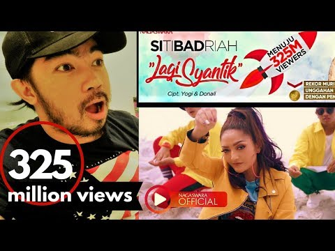 Siti Badriah - Lagi Syantik - Pretty Full - [AMAZING REACTION]