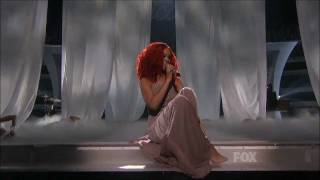 Rihanna - California king bed live at American Idol - California king bed directo Best Performance