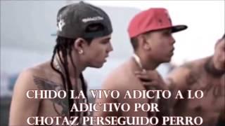 Chido la vivo Maniako ft Biper Lirika callejera Video official+letras