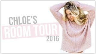 Room Tour 2016 // Chloe Lukasiak