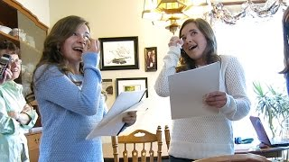 Twin Sister Mission Call Opening