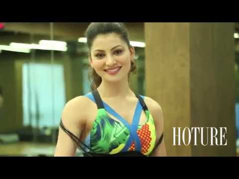 Get bikini ready with actress Urvashi Rautela