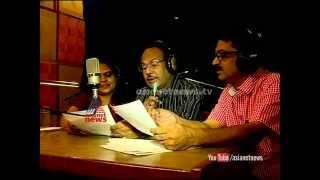Gopan, akashavani news reader and advertisement dubbing artist in India gate 9th October 2014