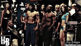 Manny Pacquiao vs. Tim Bradley II official weigh in coverage