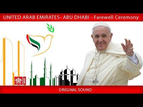 Xxx Mp4 Pope Francis – Abu Dhabi Farewell Ceremony 2019 02 05 3gp Sex