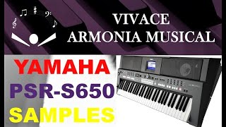 TUTORIAL DEL TECLADO YAMAHA - Yamaha PSR S650