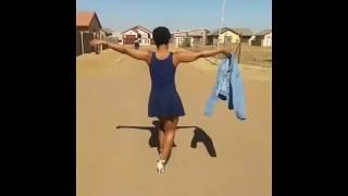 Zodwa Wabantu No Panties Day Dance!