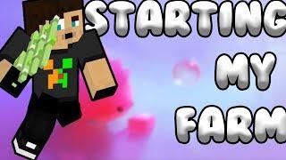 Starting My Farm!!   MicCraft S1 E4