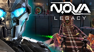 N.O.V.A. Legacy Gameplay Trailer