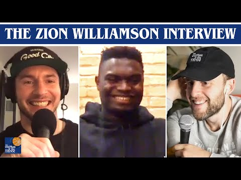 Zion Williamson On His NBA Development Lonzo s Improvement & His Favorite Opponents w JJ Redick