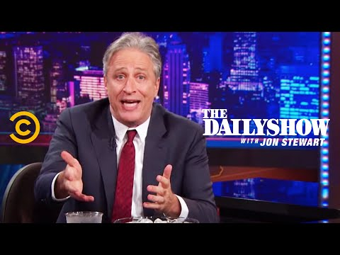 The Daily Show Burn Noticed