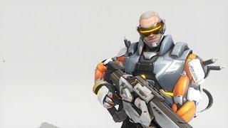 Soldier - Cyborg 76 - Overwatch Anniversary Skin Spotlight