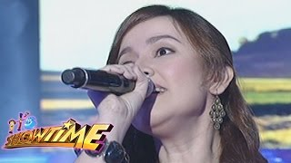 It's Showtime Singing Mo To: Lilet sings