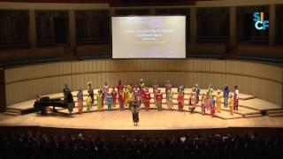 SICF2014 Grand Prix -  Purwa Caraka Music Studio Children Choir