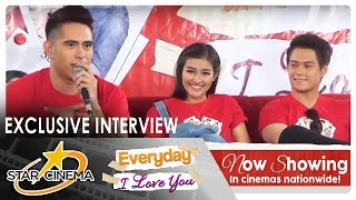 FULL: 'Everyday, I Love You' Grand Press Conference