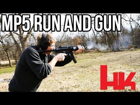 MP5 Run And Gun: Perfection Since 1964