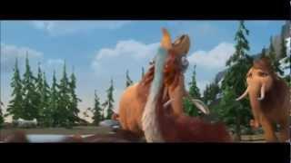 Ice Age 4 Best Scene, Dont Panik