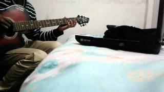 Duitara On Acoustic Guitar
