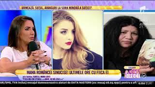 Lidia Drăgescu, tânăra care s-a sinucis în Londra, era din Iaşi. Mama Lidiei: Fiica mea a muri