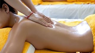 Khmer Massage With Background Song (កែវ សារ៉ាត់, ឈួយ សុភាព)