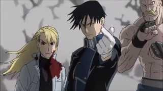 Fullmetal Alchemist : Brotherhood AMV - Roy Mustang - Frontline