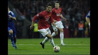 Cristiano Ronaldo 2007/08 Manchester United - Speed / Dribbling / Skills