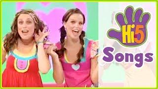 Hi-5 Songs | Spin Me Around & More Kids Songs - Hi5 Season 11 Songs Of The Week