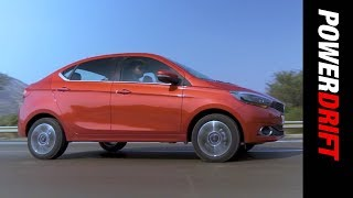 Tata Tigor : Is AMT really an automatic : PowerDrift