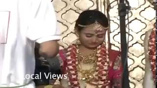 Actress amulya crying and feel about father mother in marriage