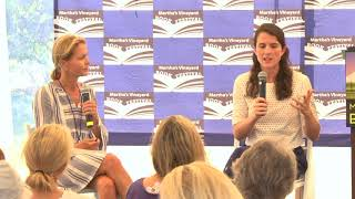 Tatiana Schlossberg - Interview!