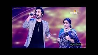 Atif Aslam & Asha Bhosle (Dilbar Mere & Chura Liya) Sur Kshetra Performs