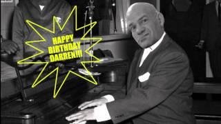 Happy Birthday Darren!