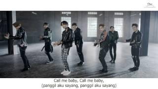 [INDO SUB & LIRIK] EXO --- CALL ME BABY (MV HD)