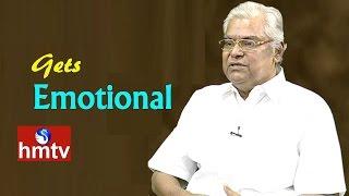 Kota Srinivasa Rao Gets Emotional Over His Son Death   Kota Srinivasa Rao Interview   HMTV