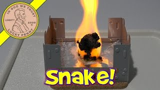 MEL Science Kit - I Make A Growing Black Sugar Snake!