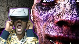 PaPa Nooo!! | DARK NIGHT | Oculus Rift DK2 INDIE HORROR GAME