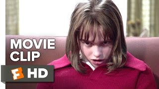 The Conjuring 2 Movie CLIP - I'm Talking (2016) - Madison Wolfe, Simon McBurney Horror Movie HD
