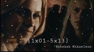 ►The Full STORY of Rebekah Mikaelson [1x01-5x13] [+TVD]