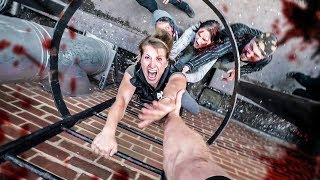 Zombie Chase Parkour POV - Last Empire War Z