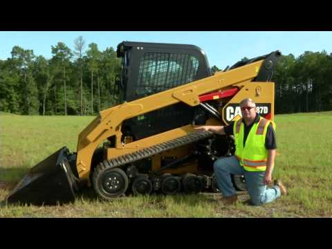 Cat® D Series Skid Steer Loaders Multi Terrain Loaders and Compact Track Loaders Overview